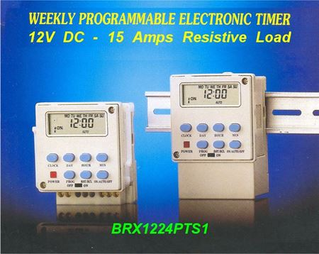 Picture for category DC DIGITAL TIMER