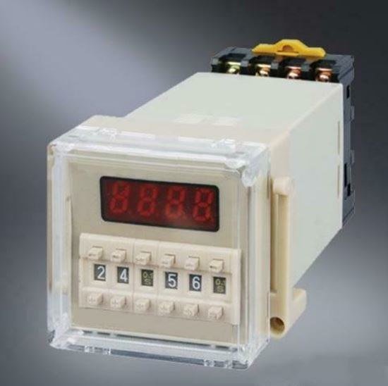 Picture of 24V DC Relay Timer Delay Cycle - 5 Amps