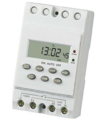 Picture of Programmable 24V DC Timer Switch - 25 Amps