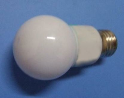 Picture of 12V DC LED Light Bulb 3W, 150 LM, Socket E27, 120°±2° angle
