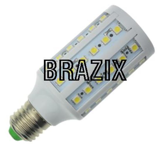 Picture of 12V DC LED Light Bulb 10W, Socket E27
