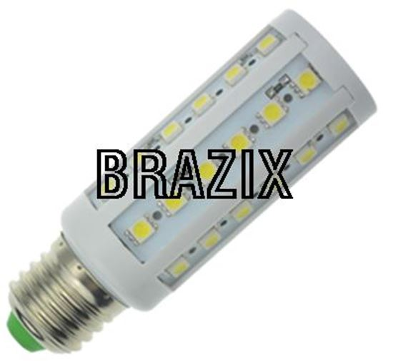 Picture of 12V DC LED Light Bulb 7W, Socket E27